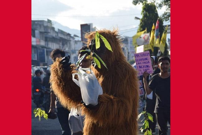 ASHBT: Peringati Hari Air Sedunia, Stop Pembangunan PLTA Simarboru