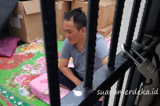 Andi Arief Tertangkap Reskrim Sedang Nyabu di Menara Peninsula