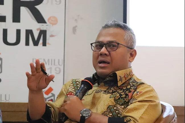 KPU Batalkan Kepesertaan 11 Parpol Pada Pemilu 2019