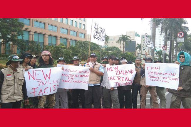 Alumni Afghanistan Akan Sweeping Orang Selandia Baru di Indonesia
