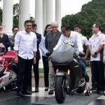 Jokowi Yakinkan Dorna Carmelo, Indonesia Siap Gelar MotoGP 2021