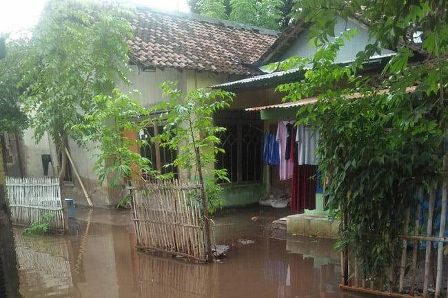 Drainase Mampet Jadi Langganan Jika Kabupaten Situbondo Diguyur Hujan Lebat
