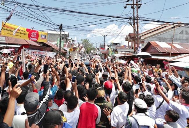 Prabowo: Perjuangan Kita Agar Indonesia Menjadi Bangsa Pemenang