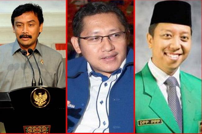 Romy Ketum PPP Pun Menjadi Tersangka KPK, Kisah Tiga Politisi Muda. Denny JA,