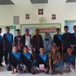 Founder LUPI Gelar Diskusi Kembangkan Bakat Milenial Dalam Berkarya