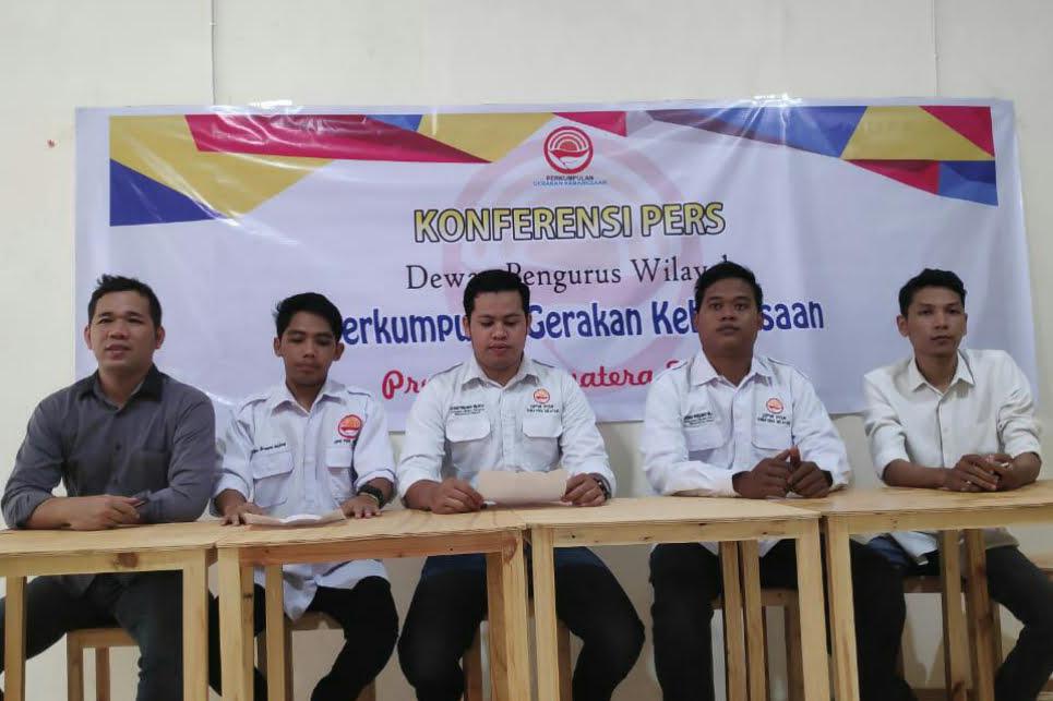 MRSF Sumsel Telah Ditunggangi Politik, PGK; Polda Sumsel Harus Bertanggungjawab