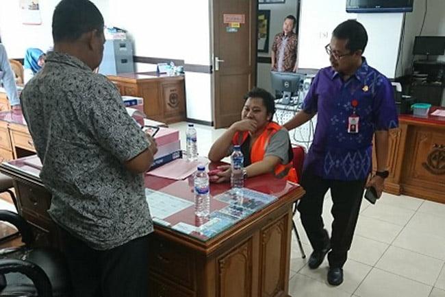 Buronan Tersangka Tipikor Kejati Jatim Ditangkap di Jawa Barat