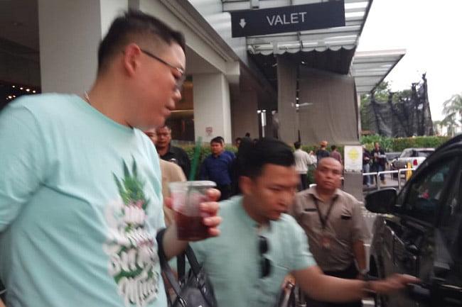 Buronan Kasus Penipuan Ditangkap di Kawasan Plaza Indonesia