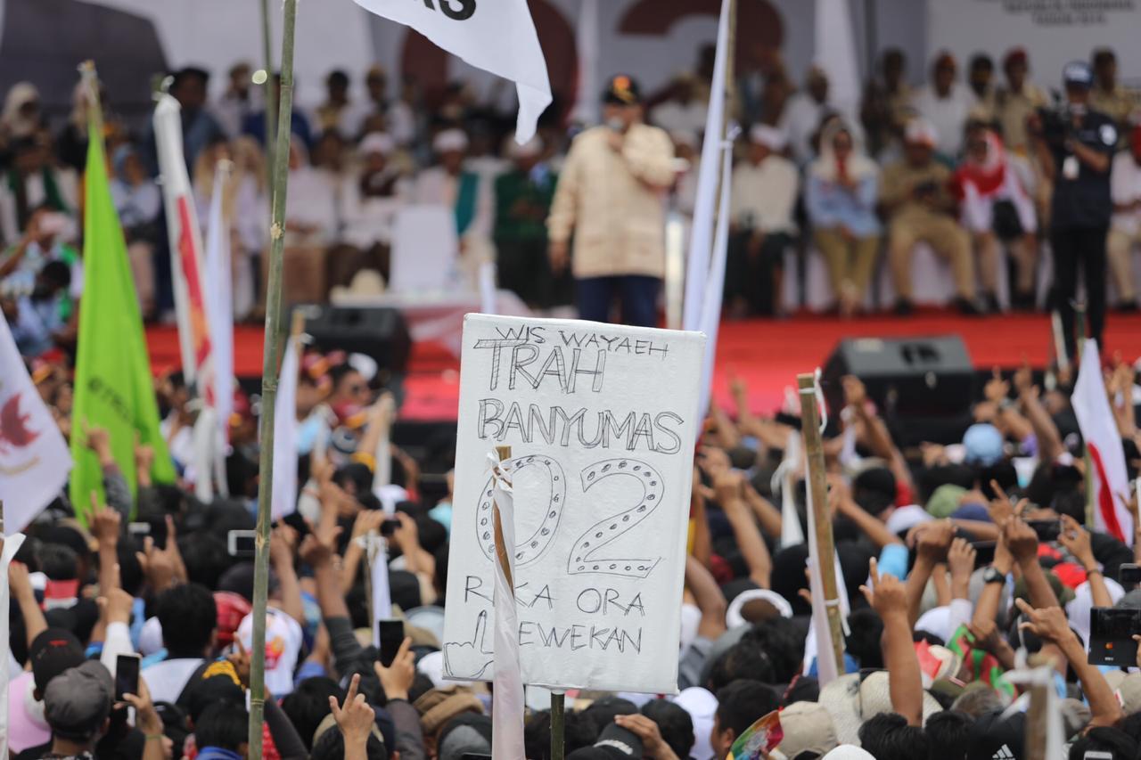 Masyarakat Jateng Siap Menangkan Prabowo-Sandiaga