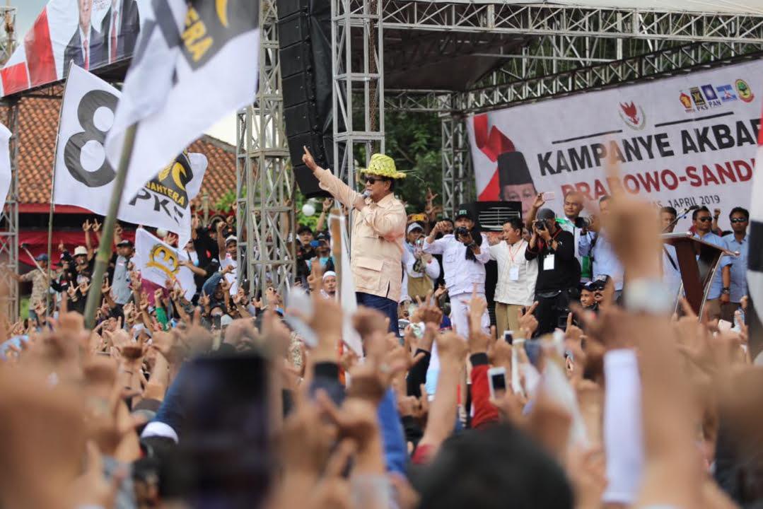 Mantan Gubernur dan Wakil Gubernur PDIP Dukung Prabowo-Sandi