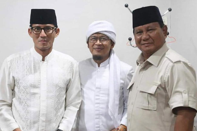 AA Gym: Indonesia Butuh Pemimpin Berani Pada Siapapun, Kecuali Allah
