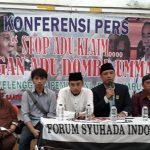 Stop Adu Klaim, Elit Politik Jangan Buat Gaduh