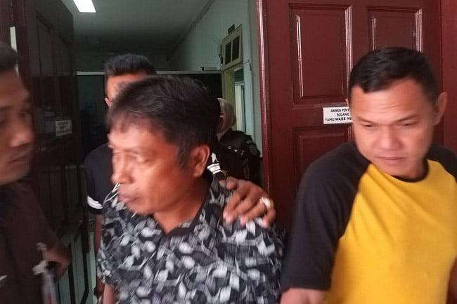 Buronan Korupsi Asal Kejari Pematang Siantar Ditangkap di Medan