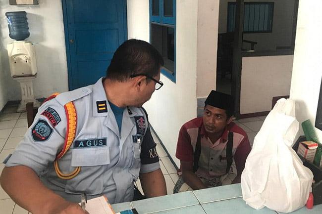 Buronan Terpidana Korupsi Kejari Gresik Ditangkap di Madura