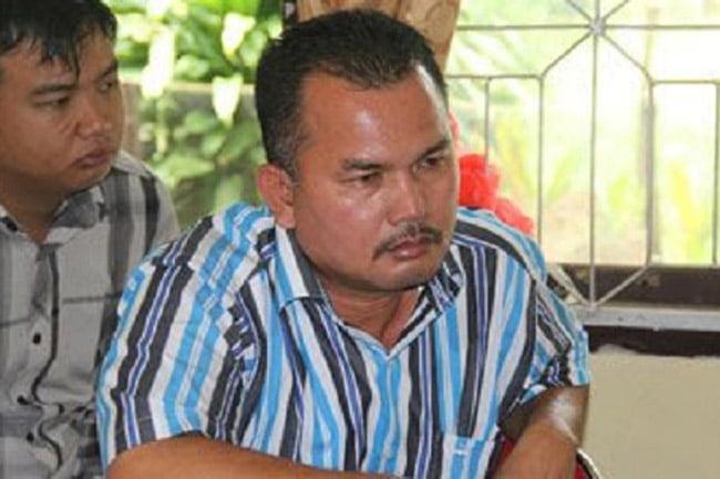 Iskandar SE: Tidak Mau Perbaiki Jalan, PT MHP Buat Jalan Sendiri