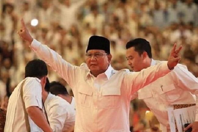 Data TNI dan Kemenangan Prabowo, Sebuah Opini Dimas Huda