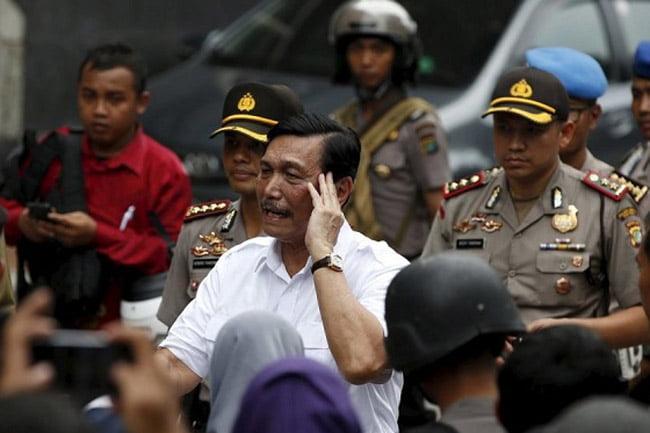 Rayuan Maut Opung Luhut Sang Utusan Jokowi.