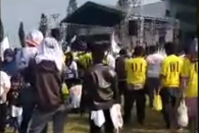 Juru Kampanye 01: Kita Menangkan Bapak Pra....Bapak Jokowi (Video)