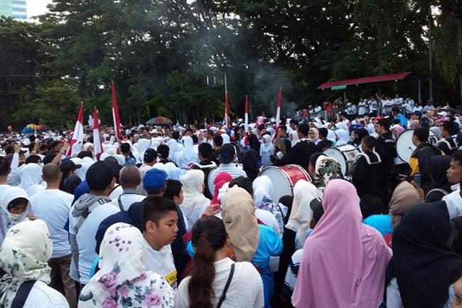 Prabowo: Yakinlah Saudara-Saudara Kita Pasti Menang
