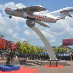 Monumen Pesawat MIG 17 Fresco, Bukti Sejarah Perjuangan Indonesia