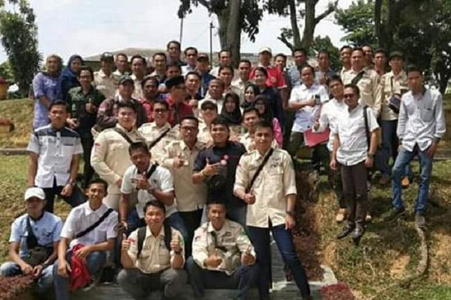 Bentuk MAPPILU, PWI PALI Siap Kawal Pemilu 2019