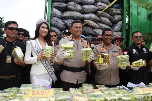 Jaringan Sabu Myanmar Thailand Malaysia dan Indonesia Ditangkap