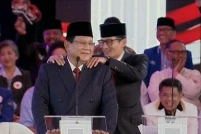 Bahkan Jika Prabowo Kalah, Sandiaga Uno Akan Menang