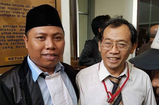 Khoirul Amin: Perintah Pengosongan Oleh Ketua PN Jakpus Itu Tindakan Hukum Yang Brutal