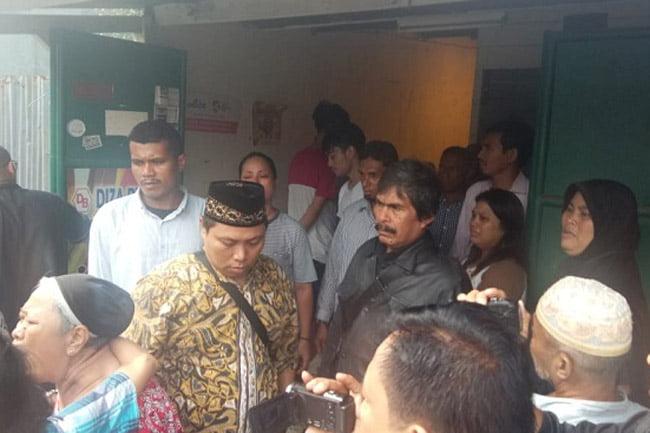 Siti Nurjanah: Sekarang kami Tinggal di Kolong Jembatan