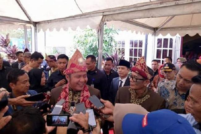 Gubernur Sumatera Selatan Berharap Angka Kemiskinan di PALI Menurun