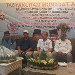 Prabowo Menang, RAMAI Gelar Tasyakkuran dan Munajat Akbar
