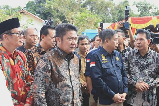 Kabupaten PALI Dapat 20 Ribu Tambahan Jargas Dari Menteri ESDM