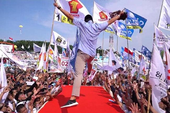 Lompatan Ekonomi Indonesia Dimulai Dari Lompatan Sandi di Sidoarjo