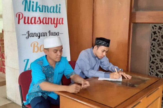 Jakarta Islamic Centre Siap 24 Jam Terima Penyerahan Zakat