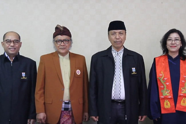 FKUB Jakarta Barat Sepakat Menolak Gerakan People power