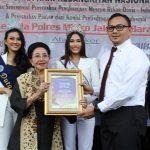 Granat, MURI, KPAI, YPI Beri Polres Jakarta Barat Penghargaan