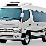 Hino Microbus 110 SDBL Hadir Dengan Body Jumbo