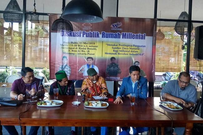 Sumber Daya Manusia Indonesia Tidak Dikelola Dengan Baik