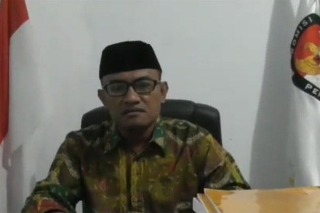 Ketua KPU Muna: Pemilu di Muna Berjalan Aman, Damai dan Demokratis