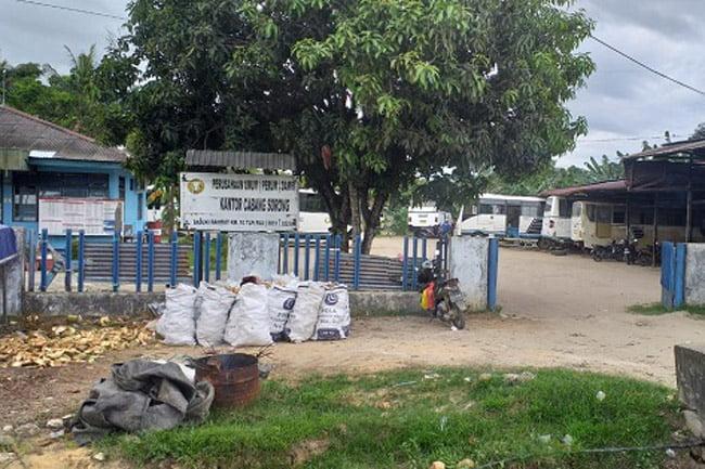 Balai Kementerian Perhubungan Darat Berikan Subsidi ke Perum Damri