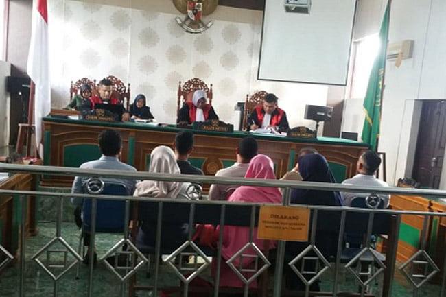 Hafizan Abbas Dipidana 3 Bulan Karena Drum, Magic Com dan Sarung