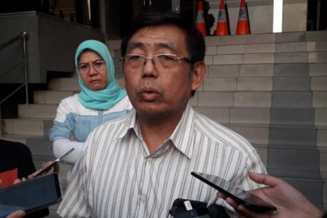 Sebut 01 Curang, Rocky Gerung Dilaporkan Relawan Jokowi ke Polda