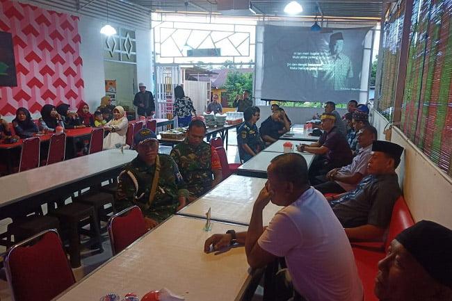 Keluarga Besar Syahbandar Pelabuhan Nusantara Raha Gelar Bukber