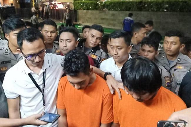 Siber Polres Metro Jakarta Barat Tangkap 2 Pelaku Ujaran Kebencian