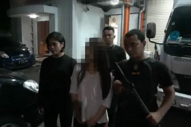 Pengembangan Sabu Asal Amerika, Polisi Tangkap Wanita WNA Cina