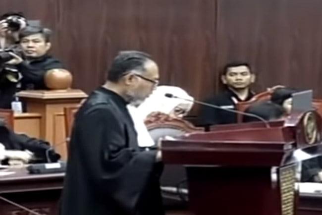 Petitum Tim Hukum Minta Prabowo Ditetapkan Sebagai Presiden