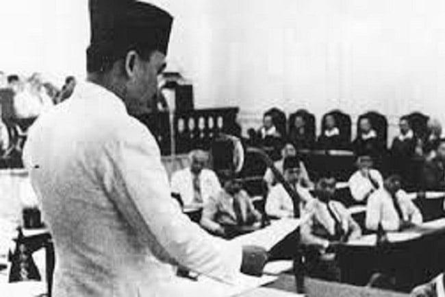 Cuplikan Pidato Bung Karno 1 Juni 1945