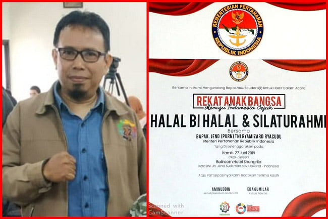 Sekjen PA 212: Acara Halal Bi Halal dan Silaturahmi PA 212 Itu Ilegal