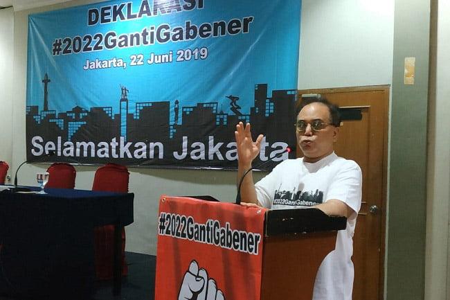 Gerakan Perubahan Tolak Gerakan Kawal Pembacaan Hasil Putusan MK