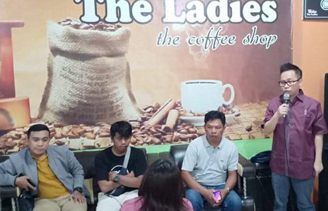 Asosiasi JOIN DPP Kota Makassar Gelar Bazar Live Musik